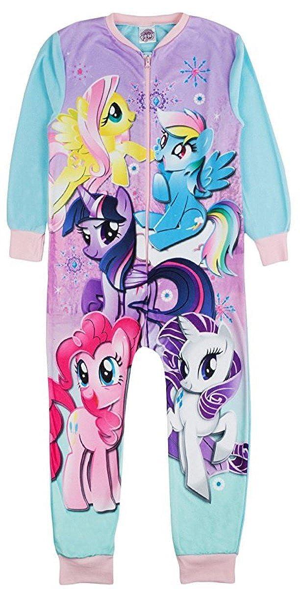 Official My Little Pony Mä dchen Strampelanzug Mehrfarbig mehrfarbig