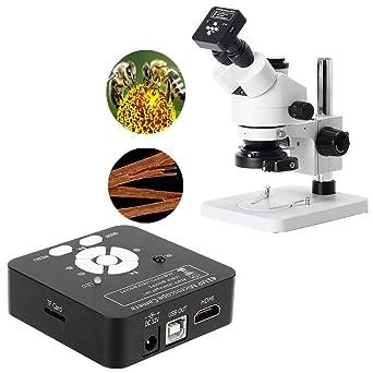 Cámara de microscopio industrial, cámara de microscopio industrial ...