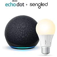 Deals on All-new Echo Dot (4th Gen) Bundle w/Sengled Bluetooth Bulb