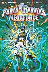 Power Rangers Megaforce #4: Broken World