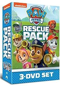 amazoncom paw patrol rescue pack gage munroe alex