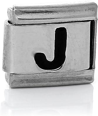 Letter G Alphabet for Italian Charm Bracelet Charms Link