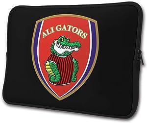 Yongchuang Feng Ali Gators Sleeve Laptop Bag Tablet Case Handbag Notebook Messenger Bag for Ipad Air MacBook Pro Computer Ultrabook 13-15 Inches