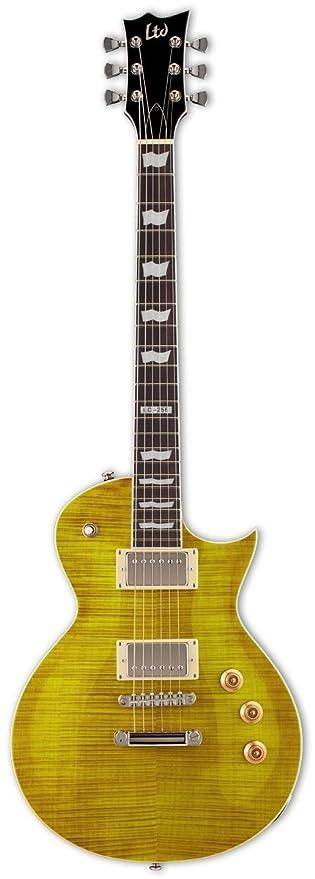 LTD Guitars & Basses EC-256FM LD - Guitarra eléctrica: Amazon.es: Instrumentos musicales