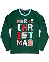 HATLEY MERRY CHRISTMAS MEN'S LONG SLEEVE PJ TEE