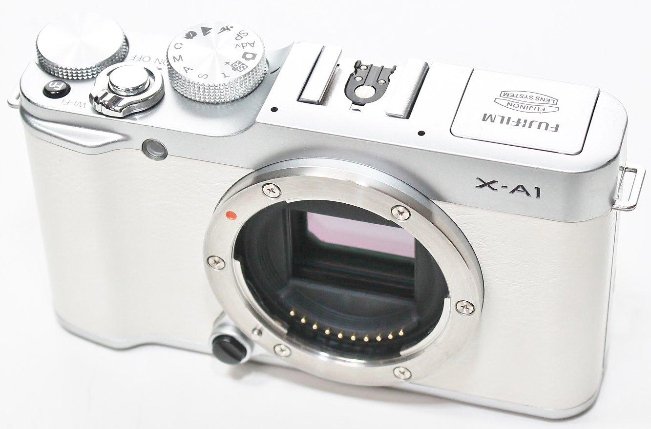 【公式ショップ】 富士フィルム デジタルカメラミラーレス一眼 ボディ X-A1プレミアムホワイト   B07BK2P53H, アブタチョウ:383a2b15 --- by.specpricep.ru