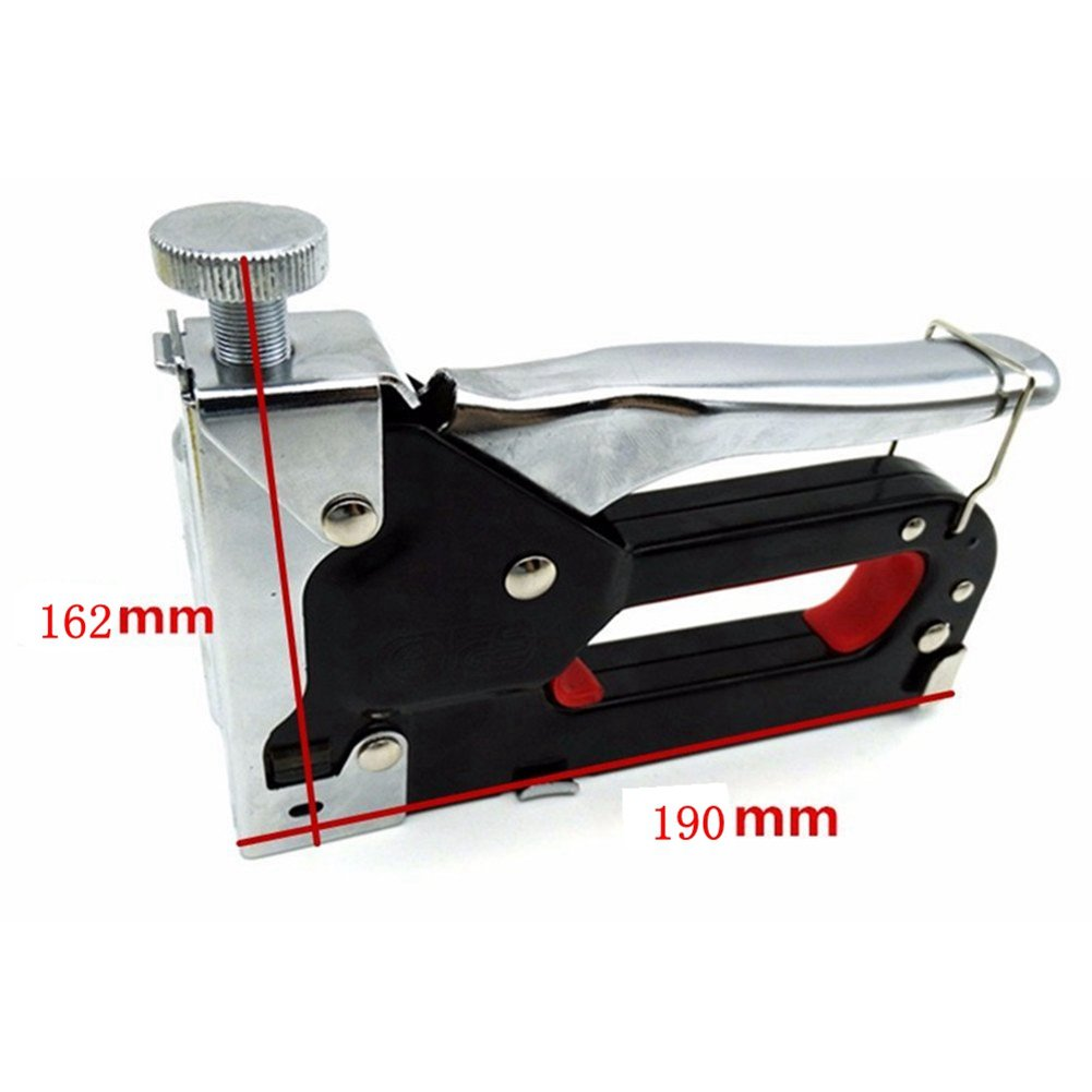 Nail Gun Multifunction 3 Models Code Nails Manual Nail Staple Gun For Wood Furniture Door Upholstery Stapler Framing Nail Gun Rivet Tool