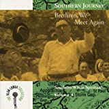 Southern Journey V. 4: Brethren, We Meet Again -- Southern White Spirituals