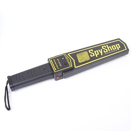 SECURITY detector de metales Super escáner/de metal-detector/dispositivo de mano/