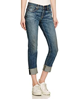 c998e4cd rag & bone Womens Boyfriend Skinny Skinny Jeans Blue 26 at Amazon ...