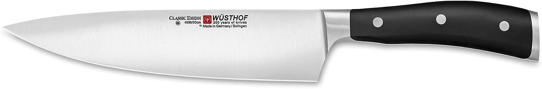 Wusthof Classic Ikon Cook's Knife, 8-Inch