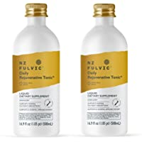 100% Natural Fulvic Acid by NZ Fulvic, Extracted & Made in New Zealand, Organic, Mineral Rich Blend, Liquid Food…