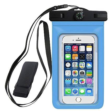 Bolsa Impermeable para Teléfonos Móviles, Resistencia Al ...