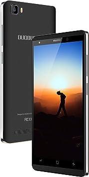 Moviles Buenos 4G, J3 (2020) 16GB ROM / 128GB escalables Android 9.0 5MP Cámara Doble Micro SIM / 1 MicroSD Móviles y Smartphones Libres Moviles Libres 4G WiFi/GPS/Bluetooth (Negro): Amazon.es: Electrónica