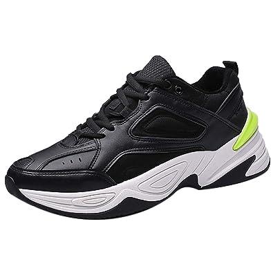 buy popular de913 4c5ee Chaussures de Course Homme,Modaworld Chaussures de Sport Homme Baskets Mode  Homme De Plein air