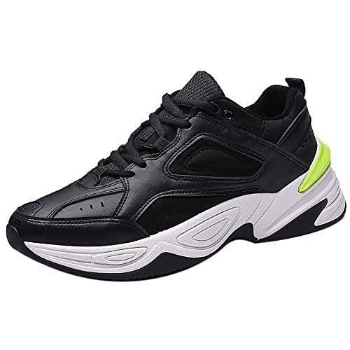 Logobeing Zapatos para Correr Hombre Zapatillas para Caminar Aire Libre y Deporte Sneakers Zapatillas Deportivas Hombre