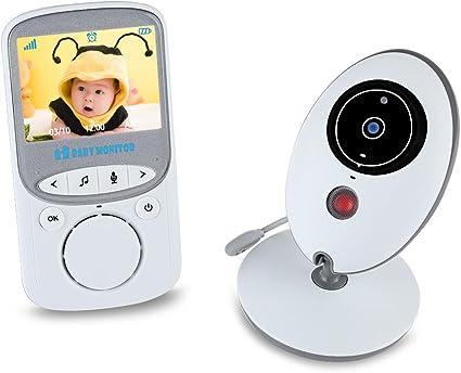 Sans Fil Audio Numérique Bébé Surveiller 2-Way Interphone Moniteur Bébé Adapté pour