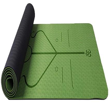 Esterilla de Yoga, Forma física, Esterilla de Fitness, de ...