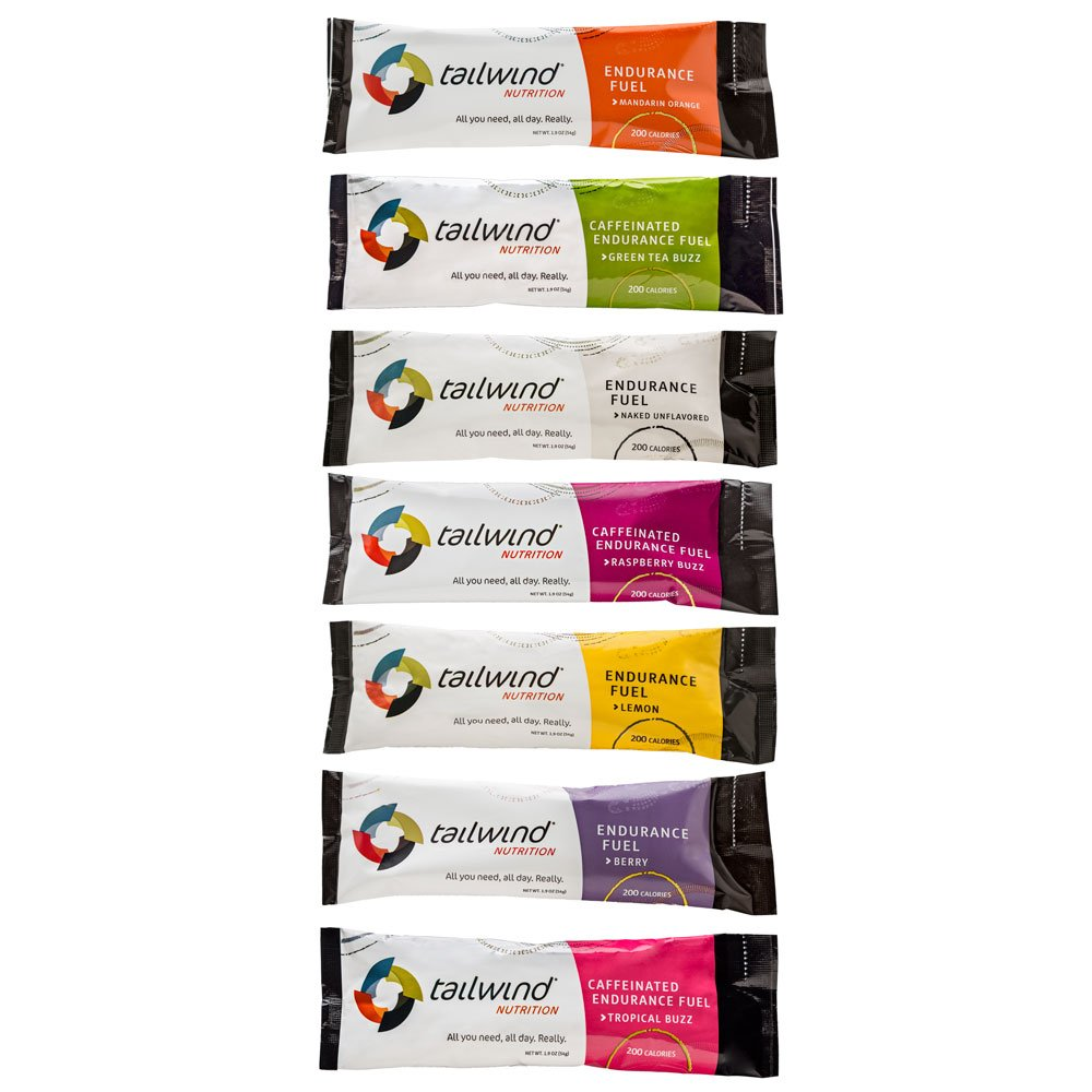 Tailwind Nutrition Assorted Flavors 7 Stick Packs