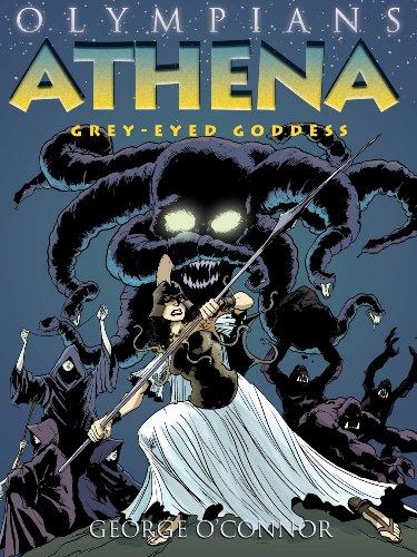 Olympians: Athena: Grey-Eyed Goddess (Fire Athena)