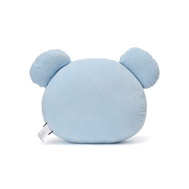 LINE FRIENDS BT21 Official Merchandise KOYA Smile Decorative Throw Pillows Cushion, 16.5 Inch by LINE FRIENDS (Image #2)