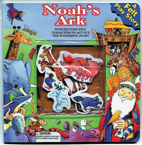Noah's Ark (A Felt Play Storybook)