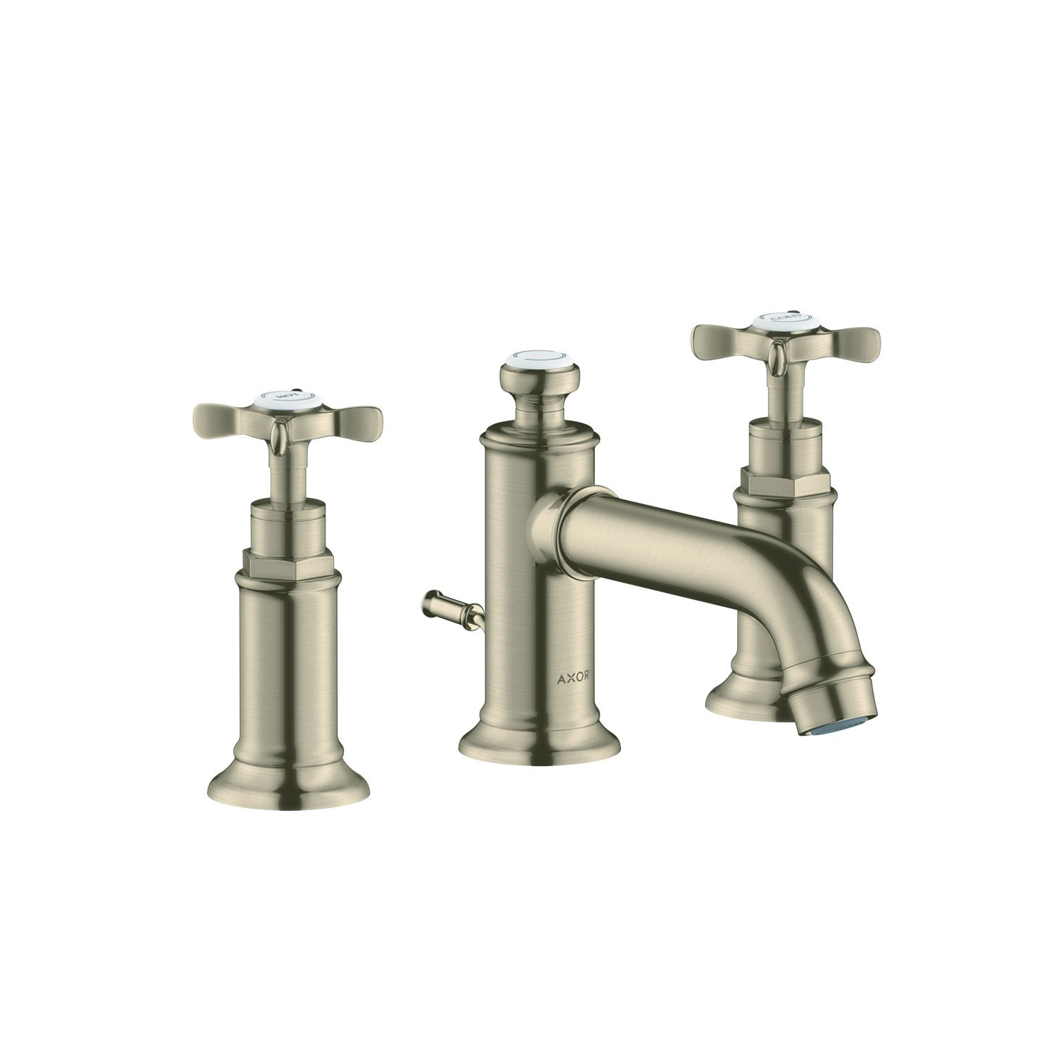 AXOR 16536821 Montreux Bathroom Faucet Brushed Nickel Hansgrohe