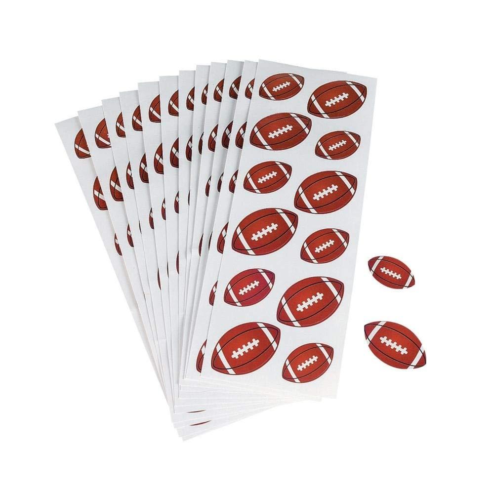 Fútbol deporte pelota pegatinas - pegatinas y etiquetas y ...