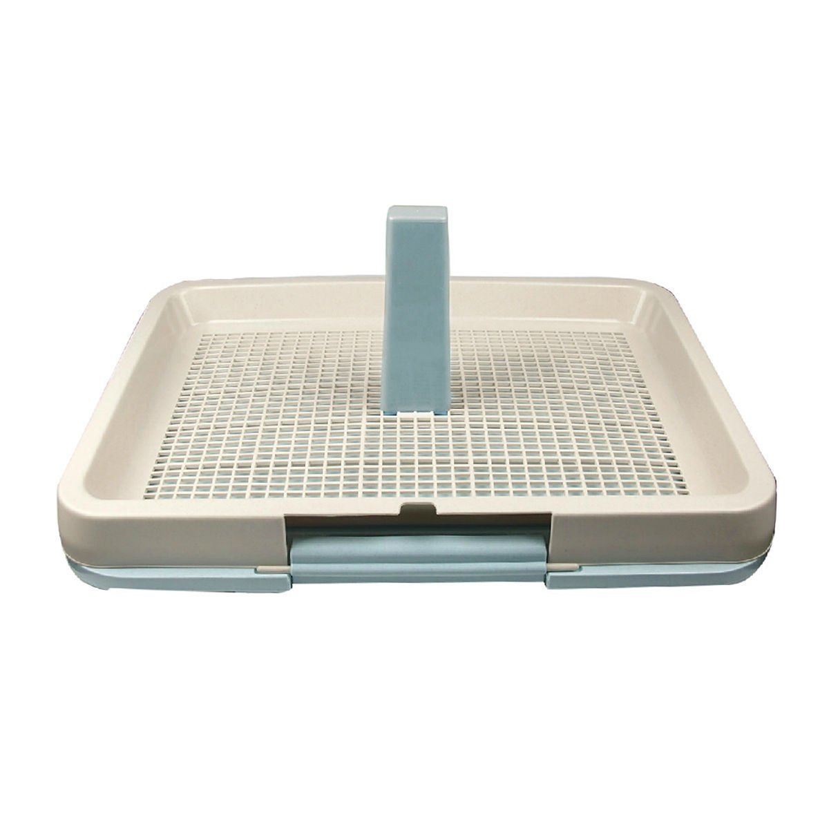 Eight24hours Tray Puppy Training Pad Holder Indoor Dog Litter Box, 24.8''L x 18.9''W + FREE E-Book