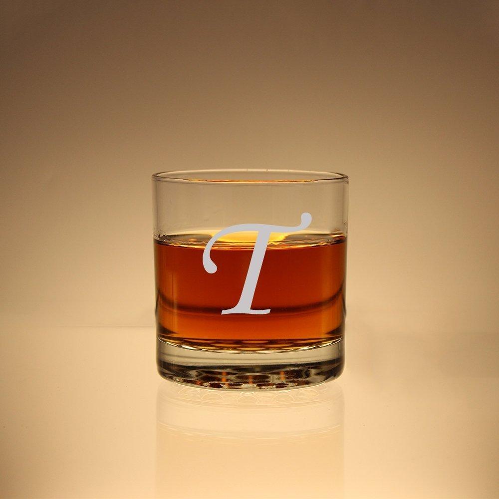 Amazon.de: Personalisierte Old Fashioned Whiskey Glas Tumbler ...