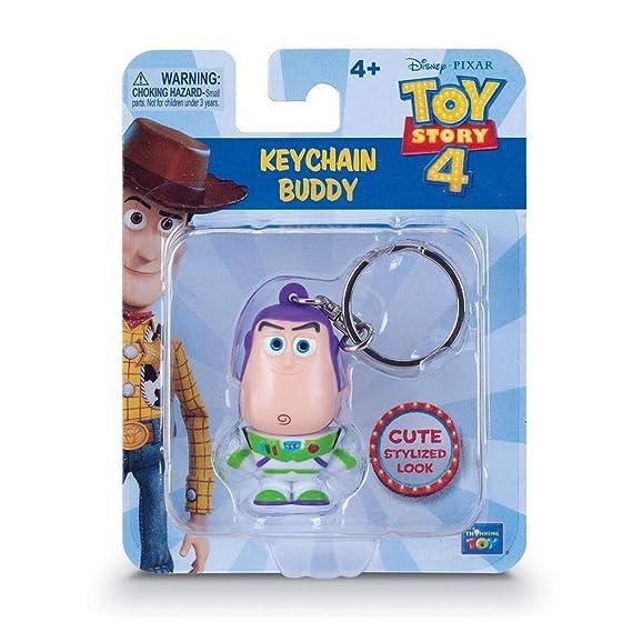 Amazon.com: Disney Toy Story - Llavero de 4 personajes ...