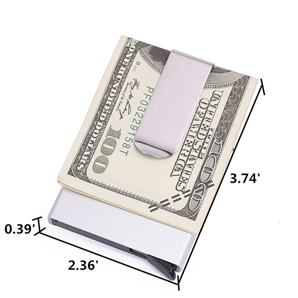 RFID Porte Cartes De Credit Etui Carte Visite Range