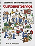 img - for Essentials of Fire Department Customer Service book / textbook / text book