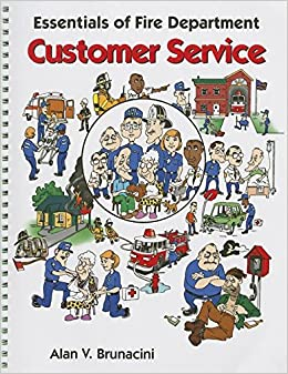 Essentials Of Fire Department Customer Service