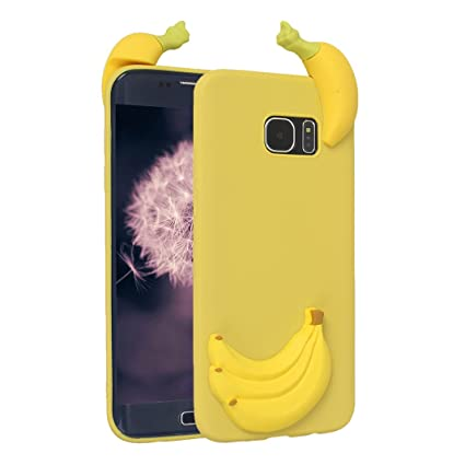 coque samsung s7 edge banane