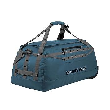 37b62a442c4b Granite Gear 30 quot  Wheeled Packable Duffel - Basalt Flint