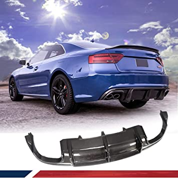 AUDI A5 COUPE REAR DIFFUSER S5 RS5 2007-2011