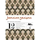 Persian Designs : Gift and creative paper paper book Vol.25 (Gift Wrapping Paper Book)