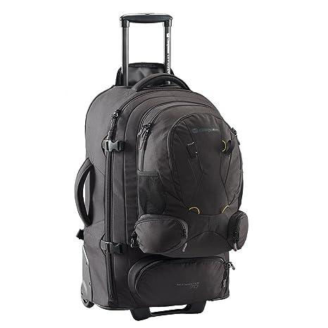 Caribee Sky Master 6918 - Mochila (paquete de viaje en rueda), color negro
