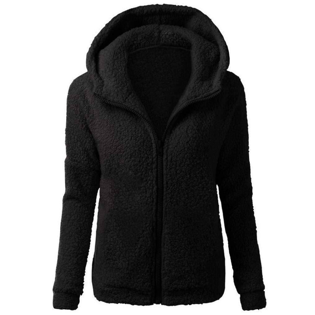 Clearance Sales Sweater Jacket Winter Warm Zipper Coat Outwear Parka AfterSo