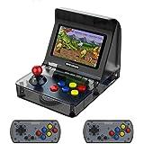 シュミ Mini Arcade 互換機 アーケード レトロ携帯ゲーム機 内蔵3000種ゲーム