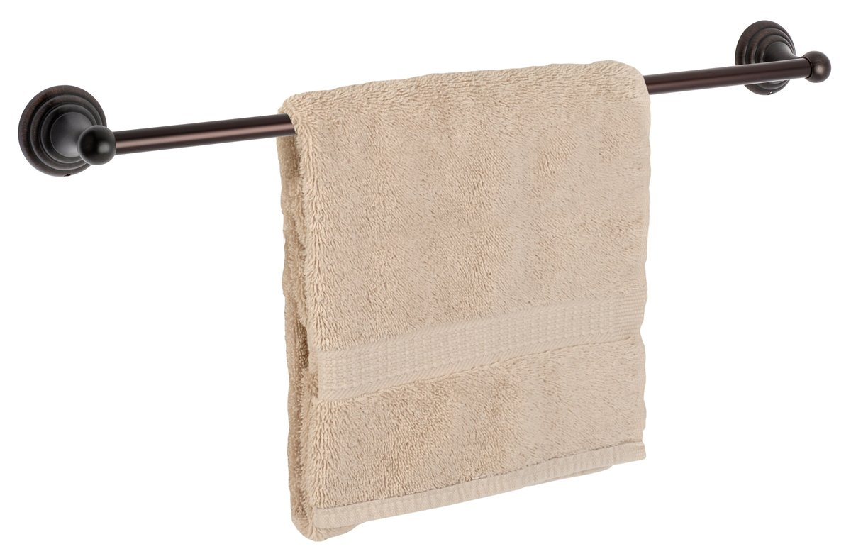 Dynasty Hardware 7530-ORB Bel-Air 30'' Single Towel Bar Oil Rubbed Bronze