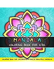 Mandala Coloring Book for Kids: Coloring Book for Children with easy and beautiful Mandalas