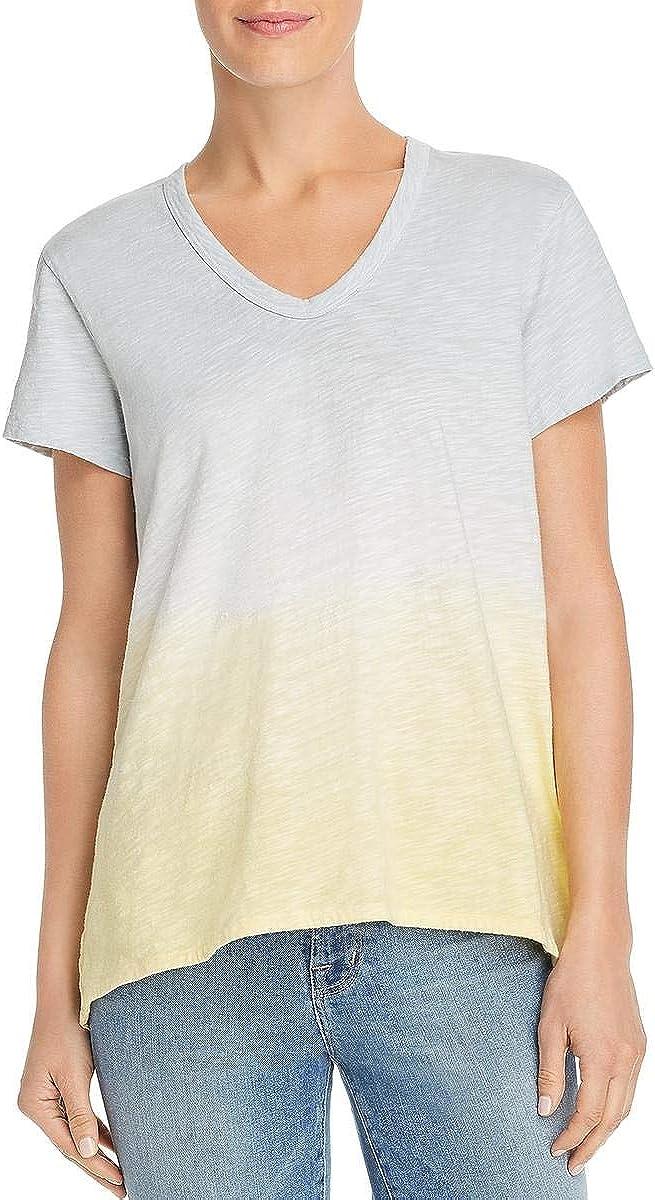 Wilt Womens Ombre Short Sleeve T-Shirt