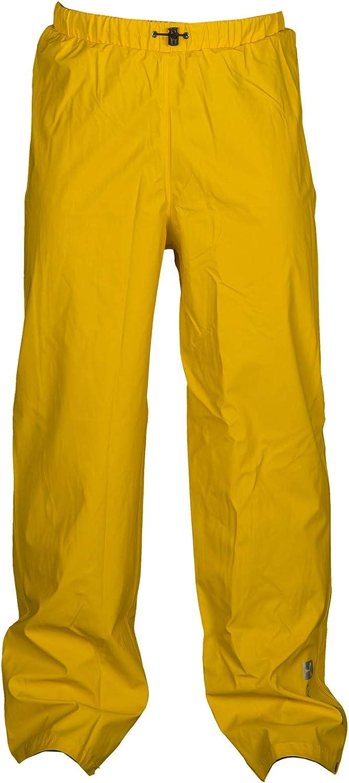 CHEMAGLIETTE Pantaloni da Lavoro Impermeabili Antipioggia Elastico in Vita Payper Dry-Pants