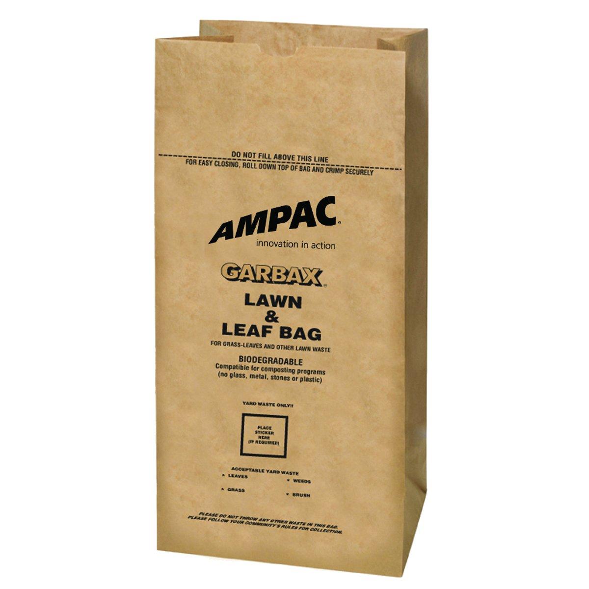 Ampac Paper Lawn Refuse Bag (5 Pack)