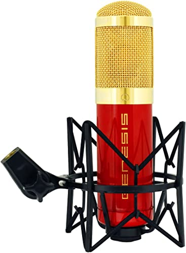 MXL GENESIS Flagship Tube Condenser Microphone Review