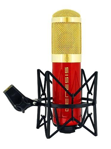 mxl genesis tube mic review
