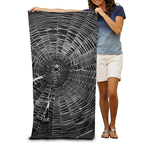 Beach Towel Spider Web 2-01 Microfiber