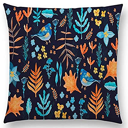 Amazon.com: Leo Marner Animal Tale Floral Garden Pattern ...